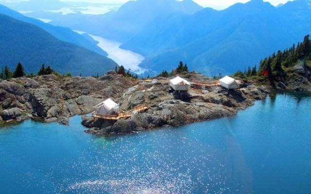 Espectaculares destinos para irte de glamping - Foto: https://www.blacktomato.com
