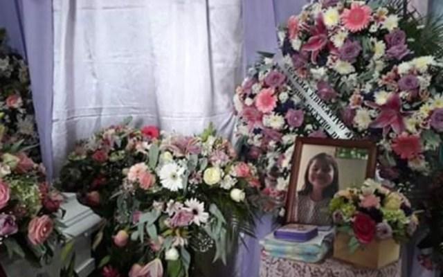 Despiden a niña asesinada por secuestradores en Chiapas - Velorio de niña asesinada por secuestradores. Foto de Alex Cruz