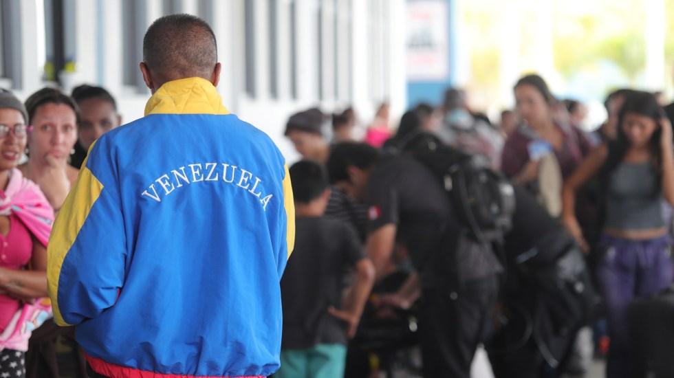 EE.UU. aceptaría transición en Venezuela con chavistas y sin Guaidó - Venezuela. Foto de EFE
