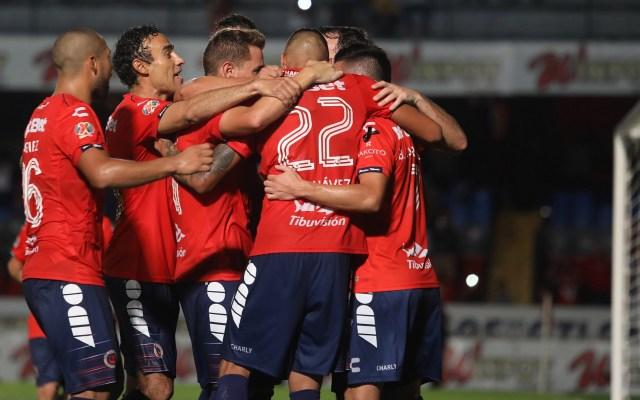 Toluca rescata empate de último minuto y se mantiene la mala racha de Veracruz - Foto de Mexsport.
