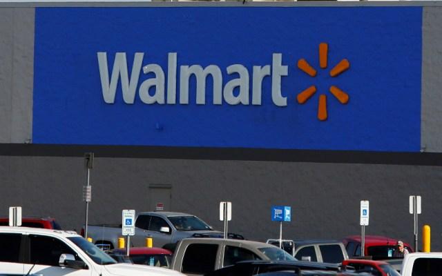 Walmart dejará de vender municiones para armas cortas tras tiroteos - Foto de EFE