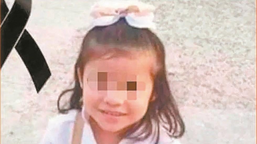 Hallan cuerpo de niña de cinco años secuestrada en Chiapas - Hallan cuerpo de niña secuestrada por su niñera en Chiapas