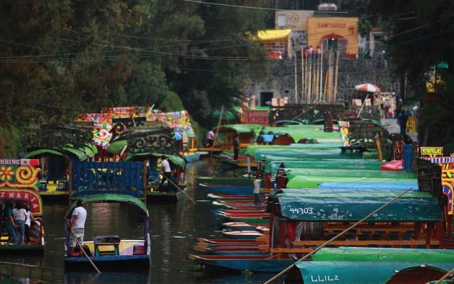 Aplican tecnología para rehabilitar zona chinampera de Xochimilco - xochimilco