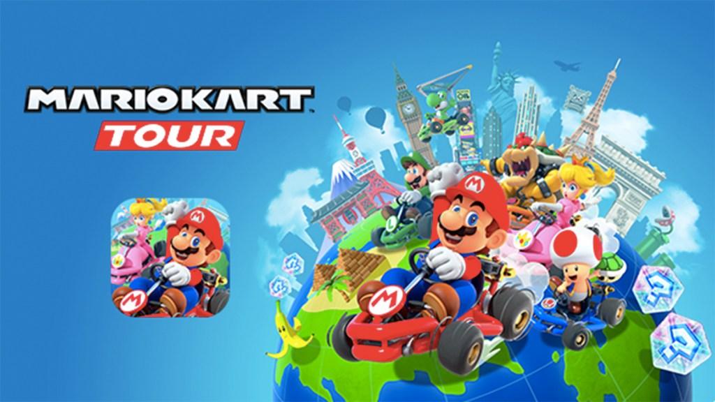 """Ya se puede descargar """"Mario Kart Tour"""" - ya se puede jugar mario kart tour"""