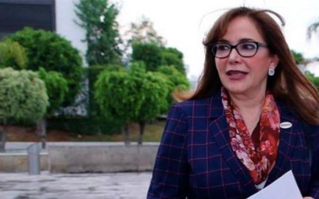 Consulta propuesta por el presidente evitaría problemas en Morena: Polevnsky - yeidckol polevnsky morena consulta lópez obrador