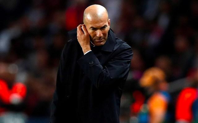 """""""Me preocupa ver a mi equipo sin la intensidad necesaria"""": Zidane - Zidane"""