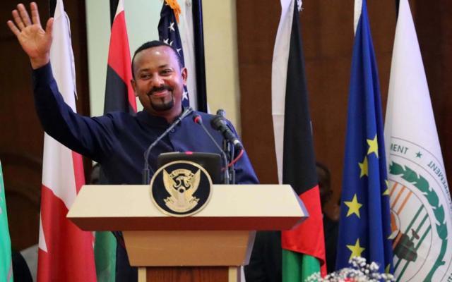 Abiy Ahmed Ali: El hombre que construyó un puente de paz - Abiy Ahmed Ali.  Foto de EFE.