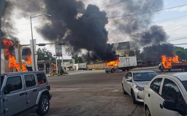 México, hacia su año más violento envuelto en críticas por plan de seguridad - violencia en culiacán