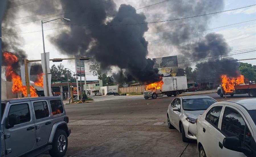 Estado mexicano se arrodilló ante la delincuencia: PAN - violencia en culiacán