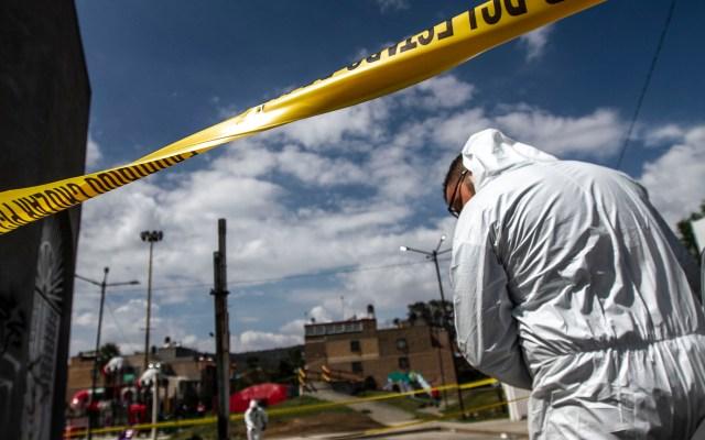 Alfredo del Mazo condena atentado contra alcalde de Valle de Chalco - Foto de Notimex.