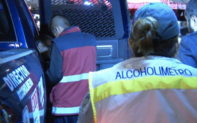 Conductores que no pasen la prueba de alcoholímetro podrían salvarse del 'Torito' - Foto de @FundacionPRM