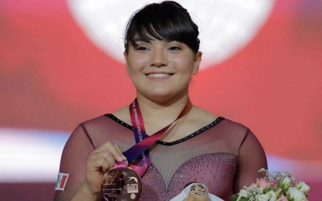 Alexa Moreno obtiene plaza olímpica para Tokio 2020 - Foto de @CONADE
