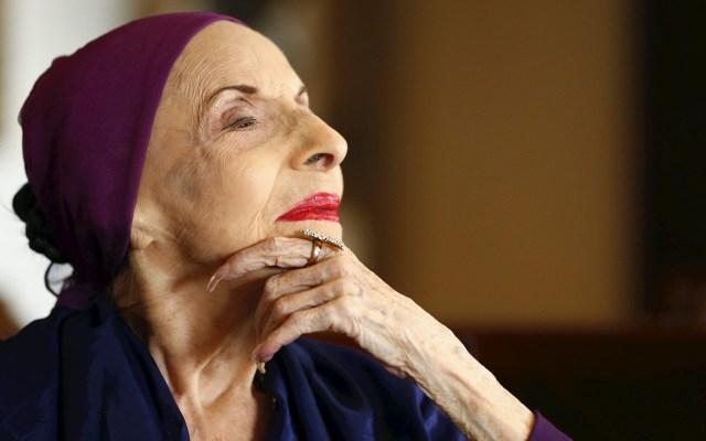 Murió a los 98 años Alicia Alonso, la leyenda de la danza cubana - bailarina y coreógrafa cubana Alicia Alonso. EFE/J.P. Gandul/Archivo