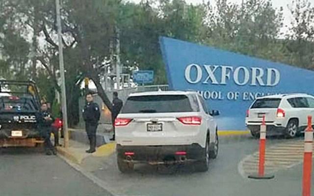 Resguardan colegio en Nuevo León tras amenazas de tiroteo - amenazas colegio nuevo leon