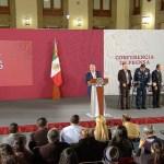 López Obrador lamenta emboscada a policías estatales en Michoacán