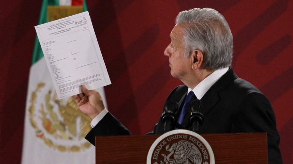 Solicitan a López Obrador transparentar y presentar informe sobre su estado de salud - Solicitan a López Obrador transparentar y presentar informe sobre su estado de salud