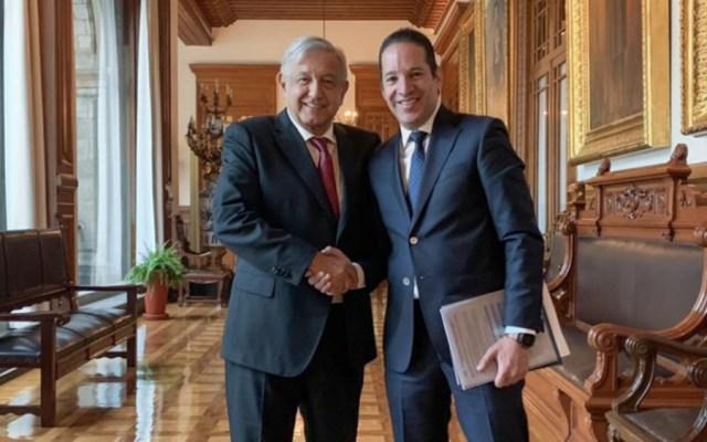 Conago pide a López Obrador aplicar federalismo equitativo - Foto de @lopezobrador_