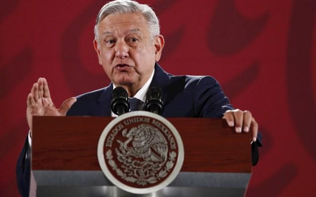 López Obrador desconocía operativo en Culiacán para capturar a Ovidio Guzmán - Andrés Manuel López Obrador, el presidente de México, desconocía el operativo para capturar al hijo del Chapo. Foto de EFE/José Méndez.