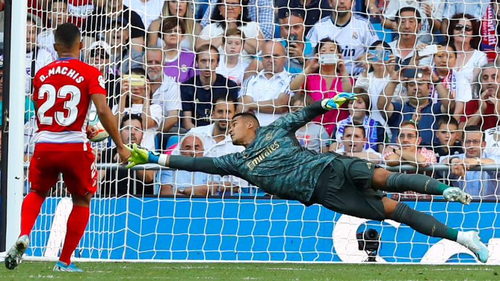 """""""Areola lo ha hecho muy bien"""": Zidane - Alphonse Areola"""