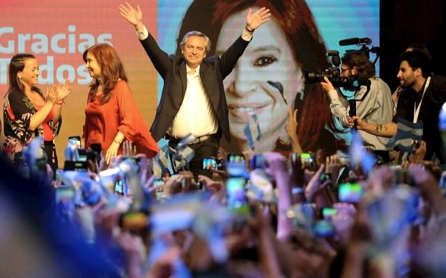"""México tiende mano a Fernández para trabajar en """"la unidad latinoamericana"""" - Foto de EFE/ Enrique García Medina."""