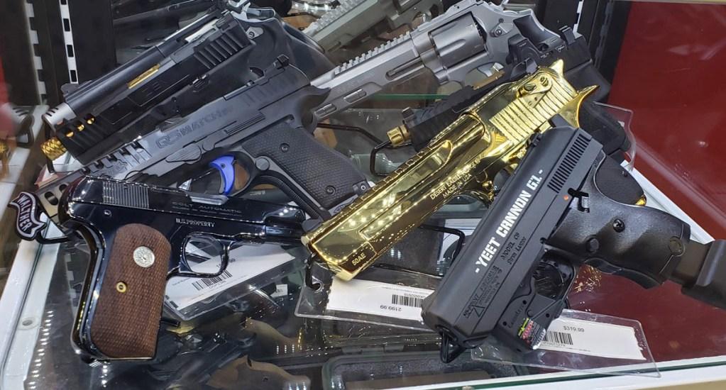 Biden pide al Congreso restringir armas en tercer aniversario de tiroteo en Parkland - Armas arma Estados Unidos