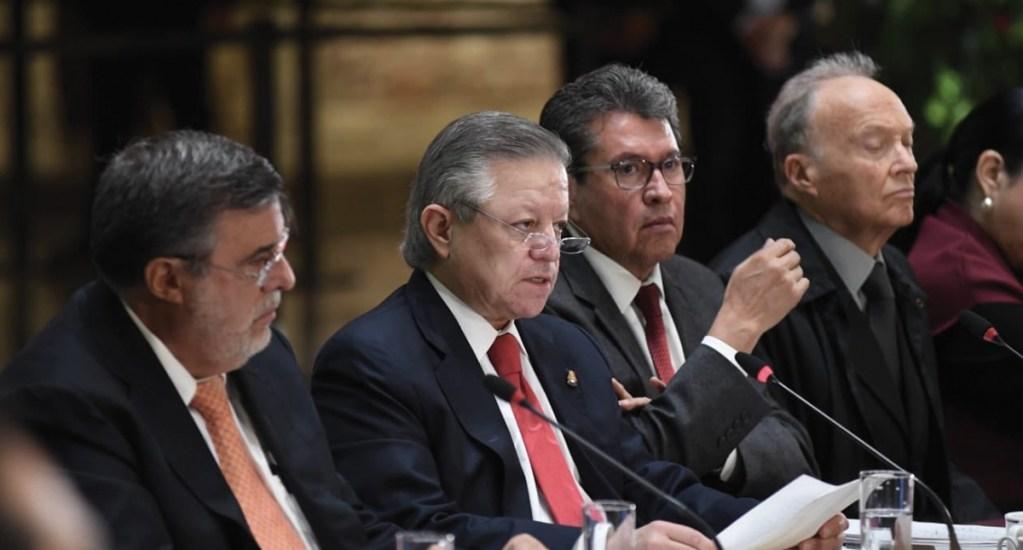 Reforma al Poder Judicial es posible desde dentro: Arturo Zaldívar - Foto de @SCJN