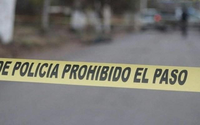 Encuentran cadáver de mujer en canal de Nuevo León - Foto de internet
