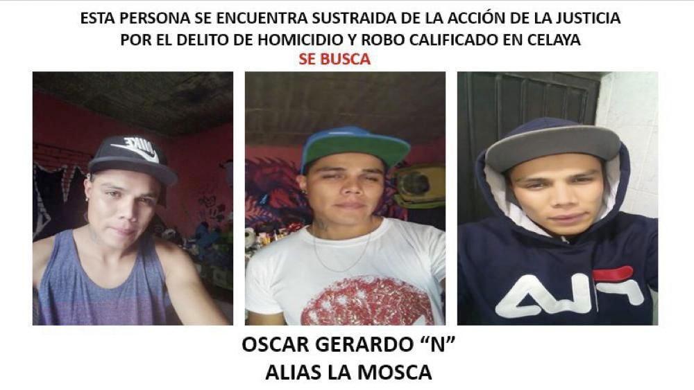 Identifican a presunto homicida de estudiante en Celaya - asesino estudiante celaya