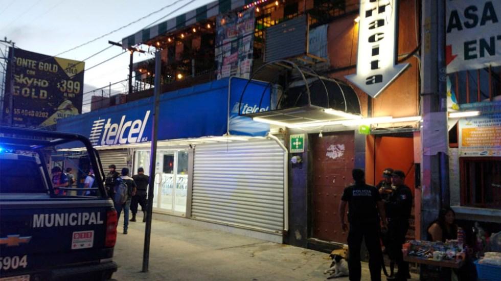 Detienen a tres por ataque a bar de Cancún - Detienen a tres por ataque a bar de Cancún