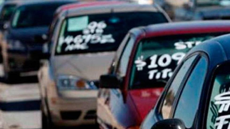 Monreal promete que Senado eliminará autos ilegales de Ley de Ingresos - Autos ilegales. Foto de El Sol de Toluca