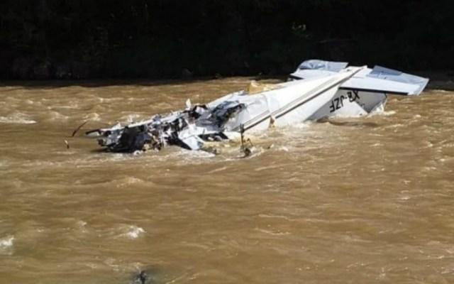 Se desploma avión pequeño en Michoacán; hay cinco muertos - Foto de Quadratín