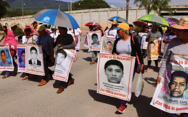 Fiscal del caso Ayotzinapa presenta informe de avances - Foto de Notimex