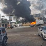 Portero de Dorados se burla de enfrentamientos en Culiacán; denuncia hackeo