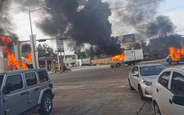 Portero de Dorados se burla de enfrentamientos en Culiacán; denuncia hackeo - culiacán, sinaloa