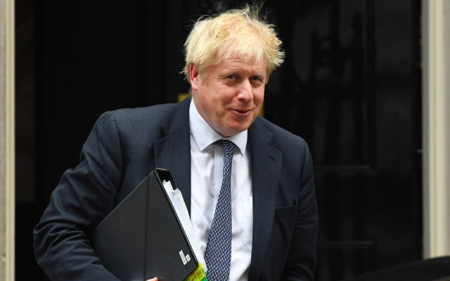 Boris Johnson convocará elecciones generales anticipadas para diciembre - Boris Johnson