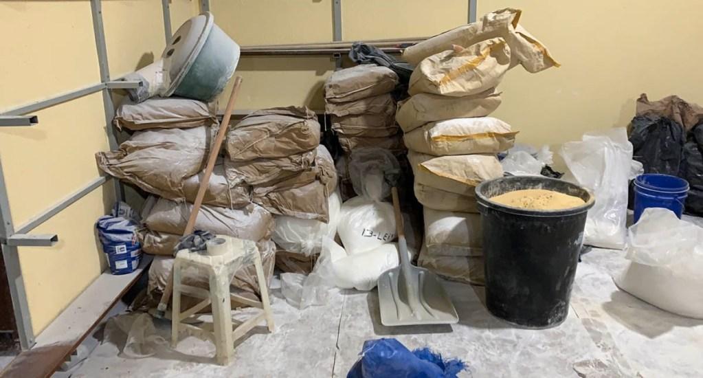 Desmantelan laboratorio de cocaína en Brasil; decomisan dos toneladas de droga - Brasil laboratorio de drogas Sao Paulo
