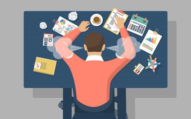 NOM-035 transformaría la vida del 26% de empleados, afirma Imco - Burnout. Foto de Revista Moi
