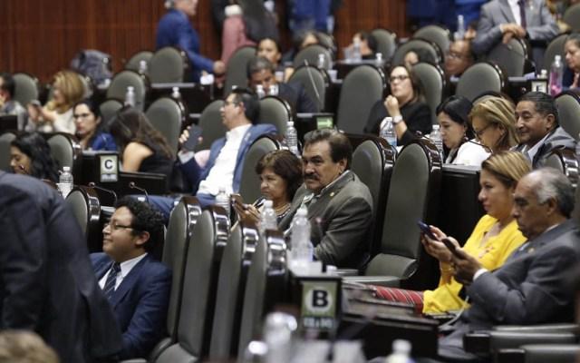 Diputados aprueban licencias de maternidad y paternidad por adopción - Cámara de Diputados sesión 21102019