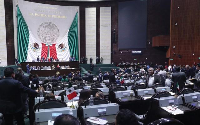 Aprueban diputados ampliar segundo periodo legislativo - Foto de Notimex