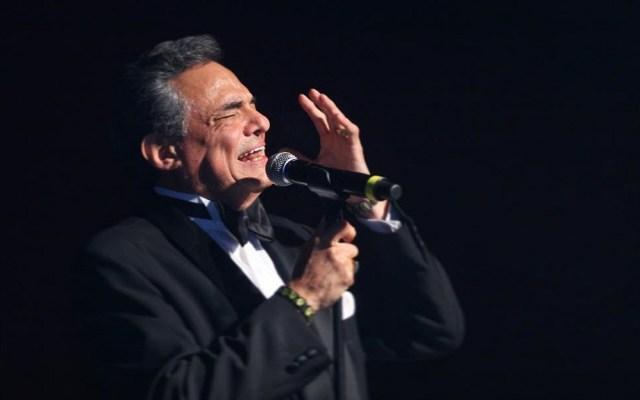 Cultura alista homenaje a José José en Bellas Artes - José José. Foto de @josejoseoficial