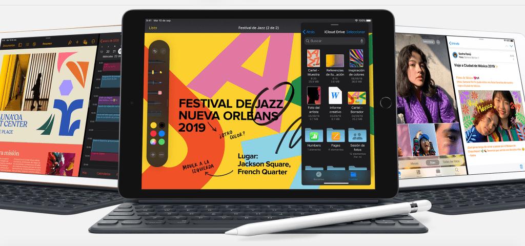 Nueva iPad, casi tan poderosa como una portátil