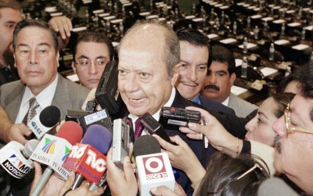 Romero Deschamps hace pública su renuncia al sindicato petrolero - Foto de Notimex