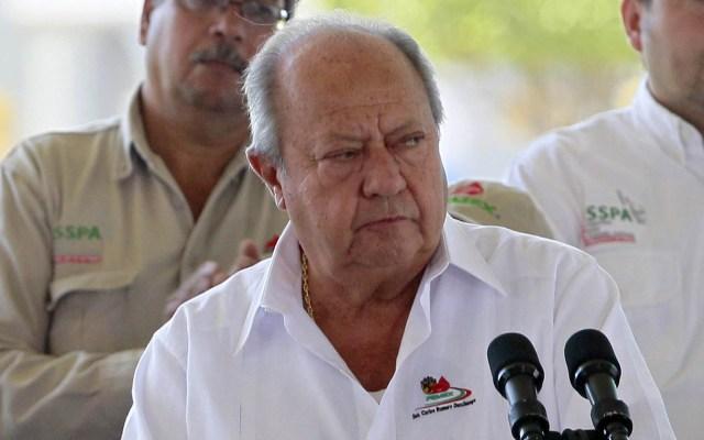 Juez niega amparo a Romero Deschamps contra bloqueo de sus cuentas - Carlos Romero Deschamps Petróleos sindicatos