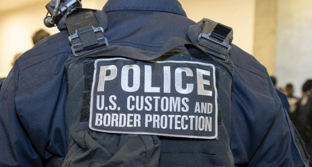 Muere un migrante mexicano en custodia de la Patrulla Fronteriza - Foto de @CBP