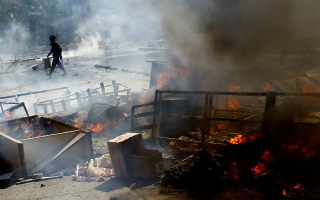 Confirman nueva jornada de toque de queda en Chile - Foto de EFE