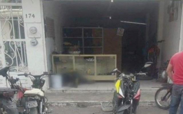 Comando asesina a cuatro en Sahuayo, Michoacán - Comando armado asesina a cuatro hombres en Sahuayo, Michoacán