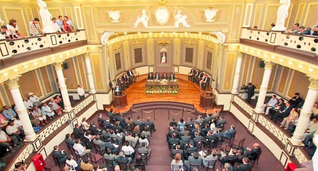Congreso de Puebla rechaza despenalización del aborto y matrimonio igualitario - Congreso de Puebla