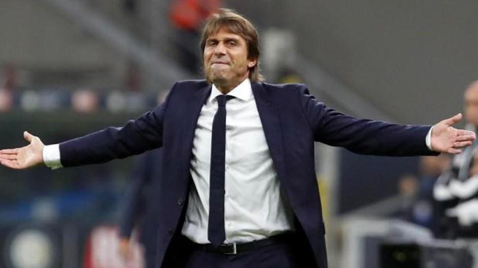 Conte arremete contra aficionados de Juventus que lo llaman traidor - Antonio Conte