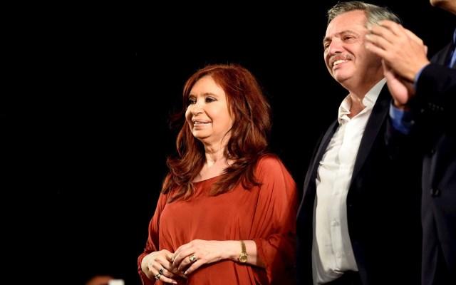 El kirchnerismo gana las elecciones en Argentina; Macri reconoce derrota y pide avanzar en la transición - Foto de EFE/ Enrique García Medina.