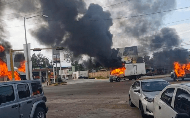 """Monreal calificó de """"actos de terrorismo"""" reacción de crimen organizado en Culiacán - culiacán, terrorista"""